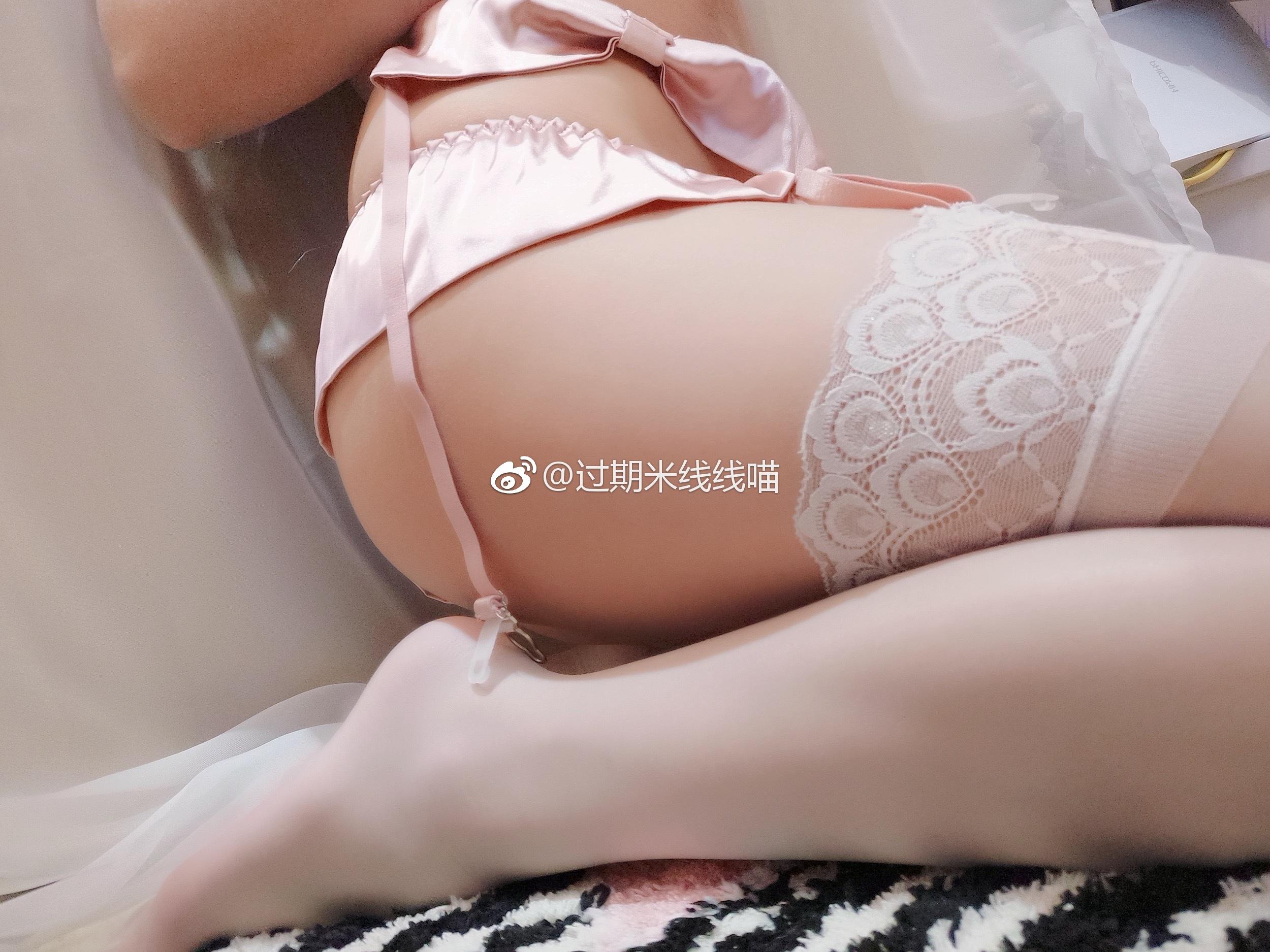 [过期米线线喵] NO.009 粉色内衣[22P-54MB]