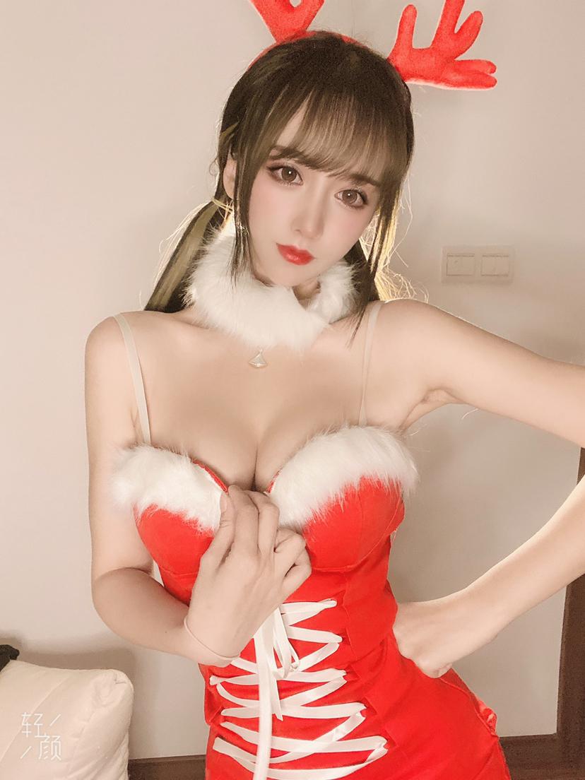 [过期米线线喵] NO.110 圣诞特辑[39P-428MB]