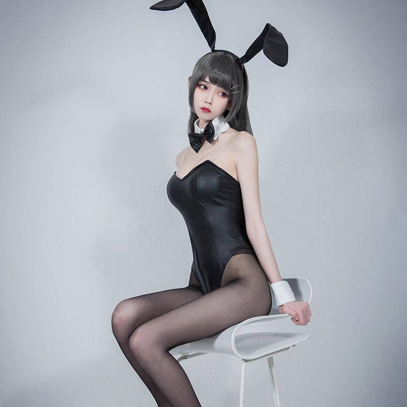 [你的负卿] NO.012 学姐兔女郎[19P-132MB] 你的负卿